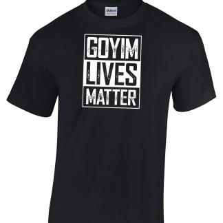 Goyim Lives Matter
